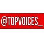 @topvoices_'s profile picture on influence.co