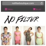 @nofilterboutique's profile picture on influence.co
