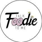@talkfoodietome_'s profile picture on influence.co