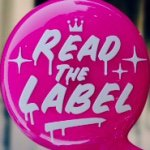 @readthelabel's profile picture on influence.co