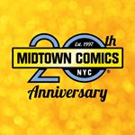 @midtowncomics's profile picture on influence.co