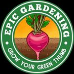 @epicgardening's profile picture on influence.co