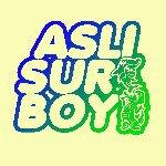 @aslisuroboyo's profile picture on influence.co