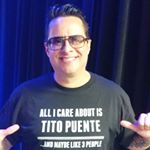 @titopuentejr's profile picture on influence.co