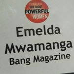 @emeldamwamanga's profile picture on influence.co