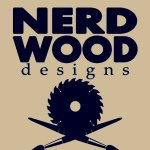 @nerdwooddesigns's profile picture on influence.co