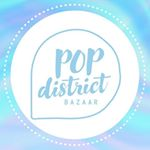 @popdistrictbazaar's profile picture on influence.co