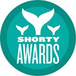 @shortyawards's profile picture on influence.co