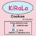 @kiralacookies's profile picture on influence.co