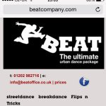 @beatstreetdance's profile picture on influence.co