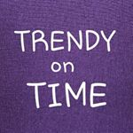 @trendyontime's profile picture on influence.co