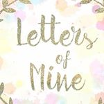 @letters.of.mine's profile picture on influence.co
