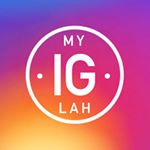 @my_ig_lah's profile picture on influence.co