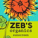 @zebsorganics's profile picture on influence.co