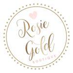@rosiegoldboutique's profile picture
