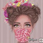 @girl's profile picture
