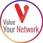 @valueyournetwork's profile picture on influence.co