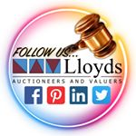 @lloydsauctions's profile picture on influence.co