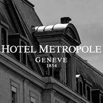 @hotel.metropole.geneva's profile picture on influence.co