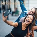 @ambassadhermktg's profile picture on influence.co