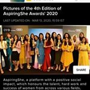 @aspiringshe's profile picture on influence.co