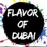 @flavorofdubai's profile picture on influence.co