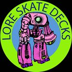 @loreskatedecks's profile picture on influence.co