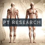 @physicaltherapyresearch's profile picture on influence.co