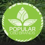 @popularcbdbrands's profile picture on influence.co