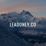 @leadonly.co's profile picture on influence.co