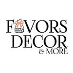@favorsdecorandmore's profile picture on influence.co