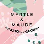 @myrtleandmaude's profile picture on influence.co