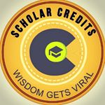 @scholarcredits's profile picture on influence.co