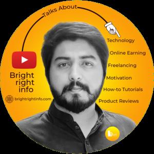 @brightrightinfo's profile picture on influence.co