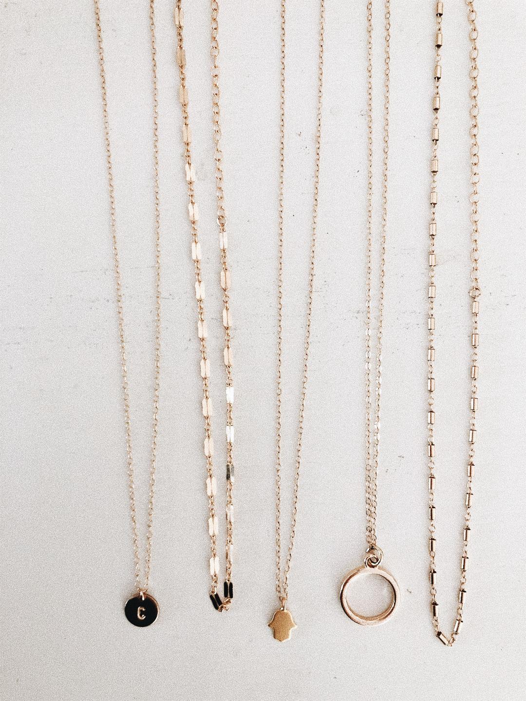 Lpoh necklaces
