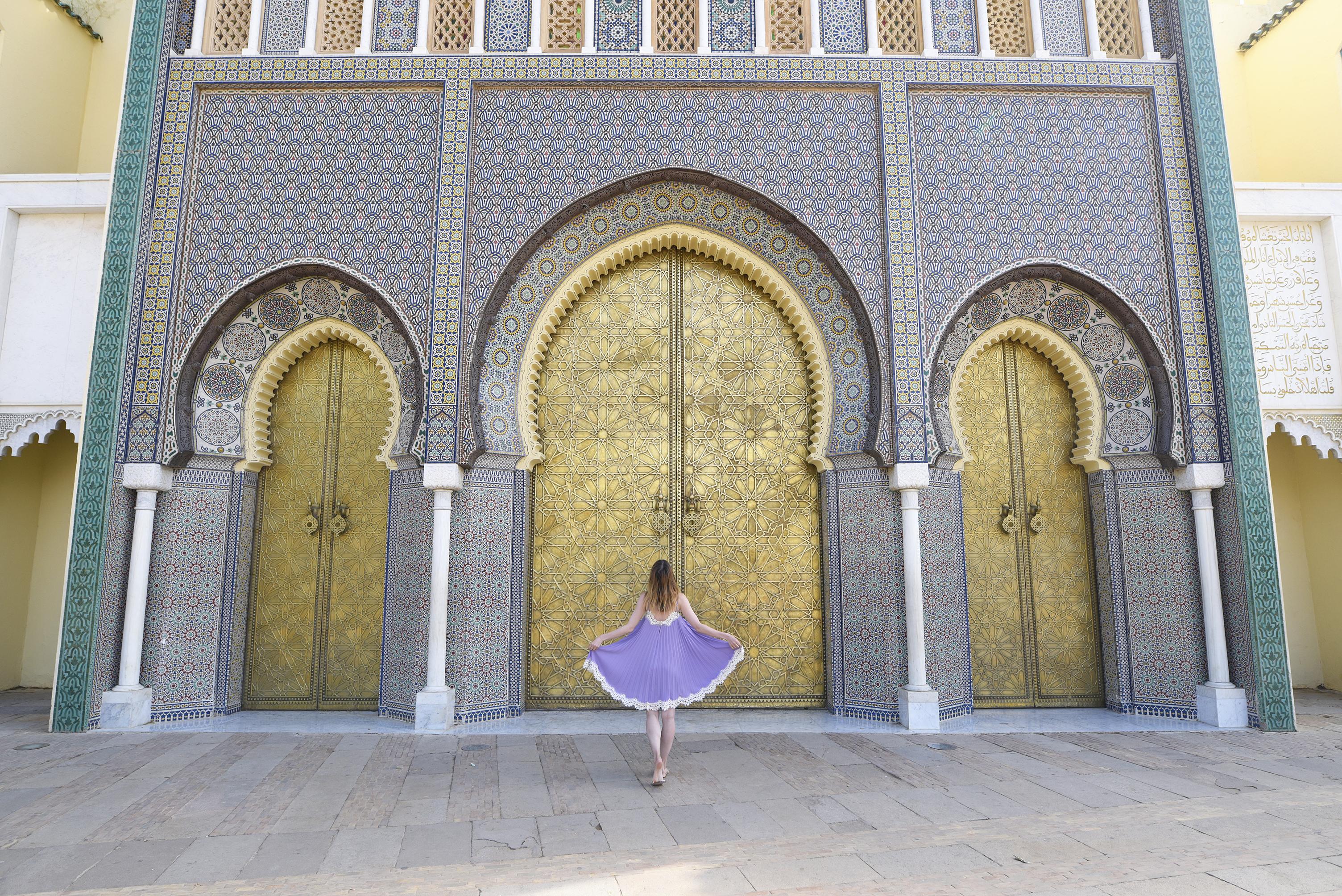 Fez palais royal