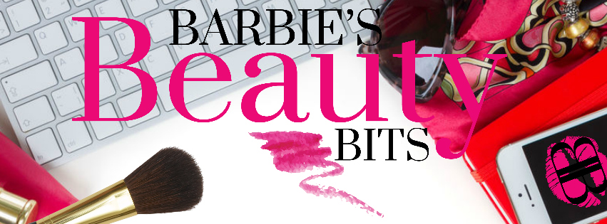 Barbies beauty bits banner