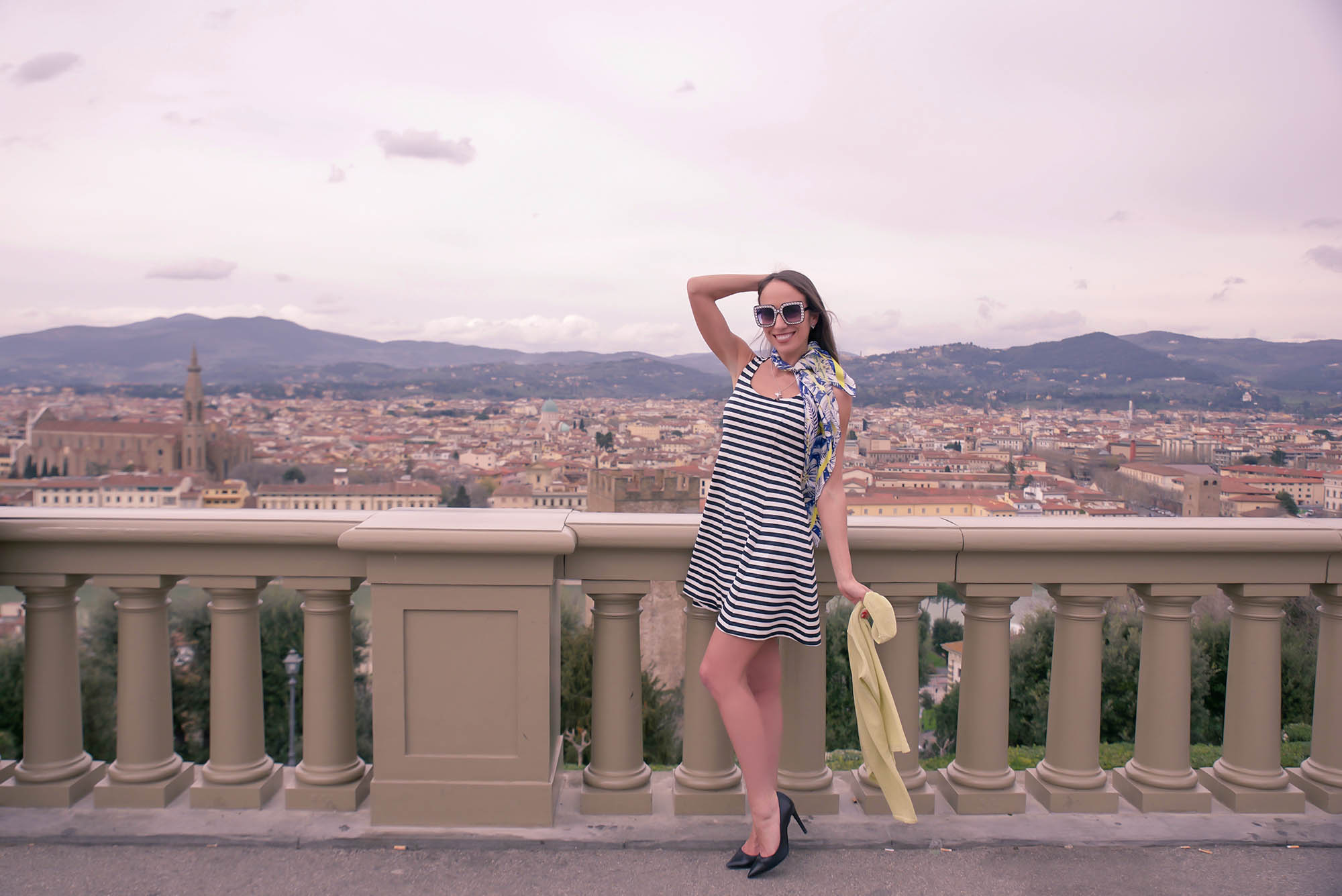 Conte of florence total look