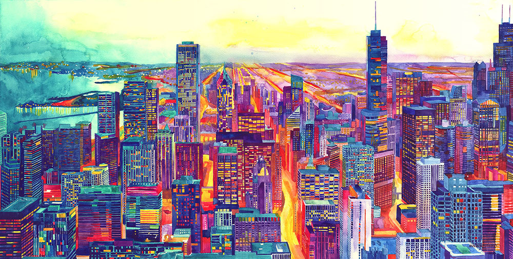 Maja wronska chicago 1500 wide