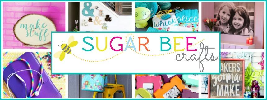 Sugar bee crafts fb header