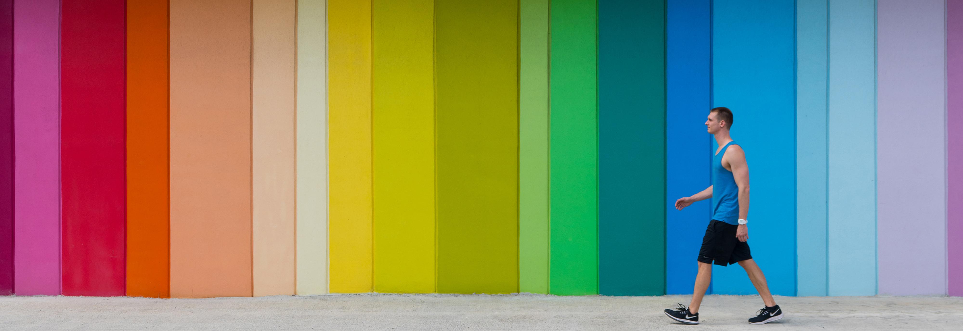 Rainbowwallstride puertorico banner