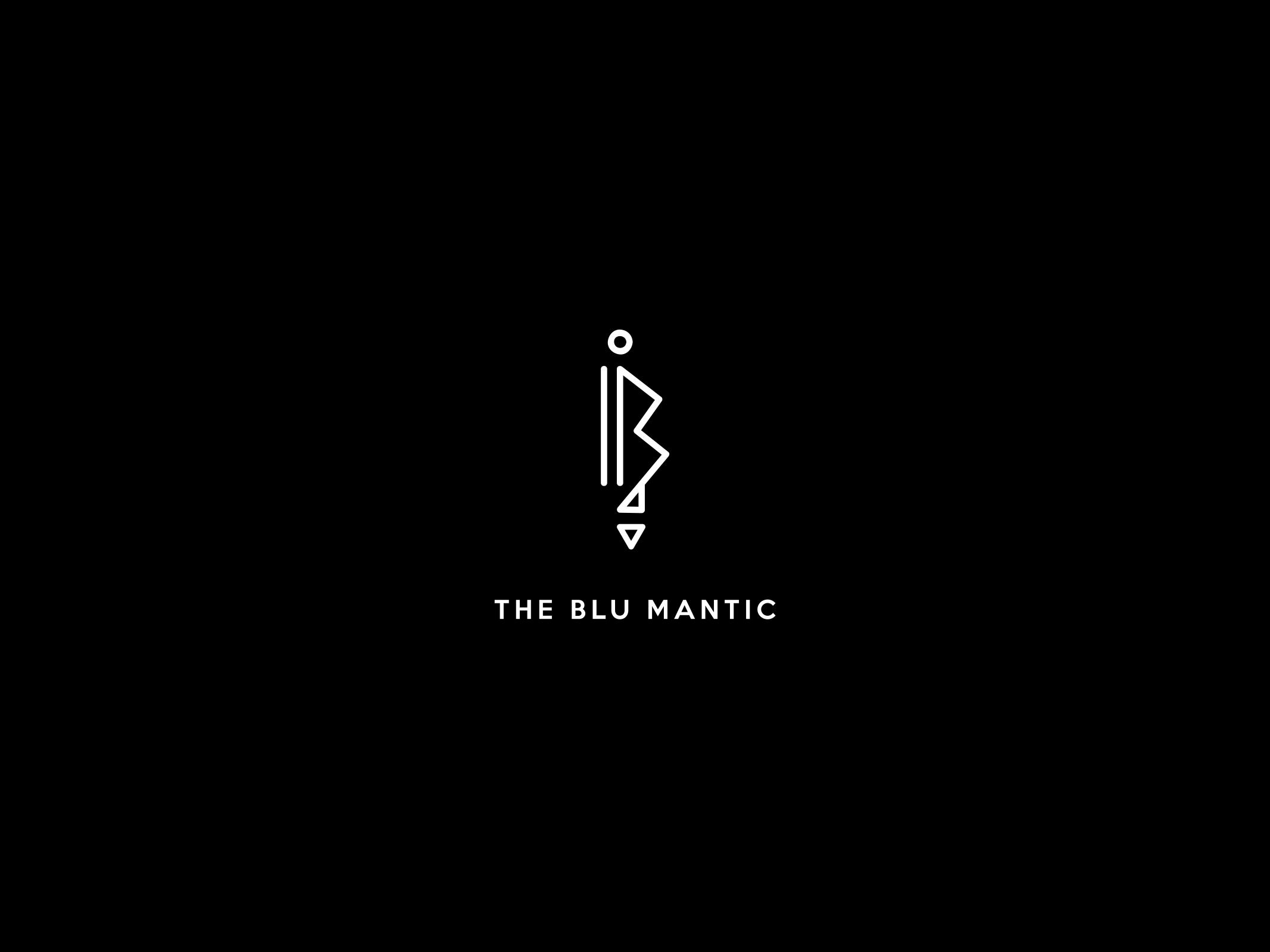 Blu mantic blk