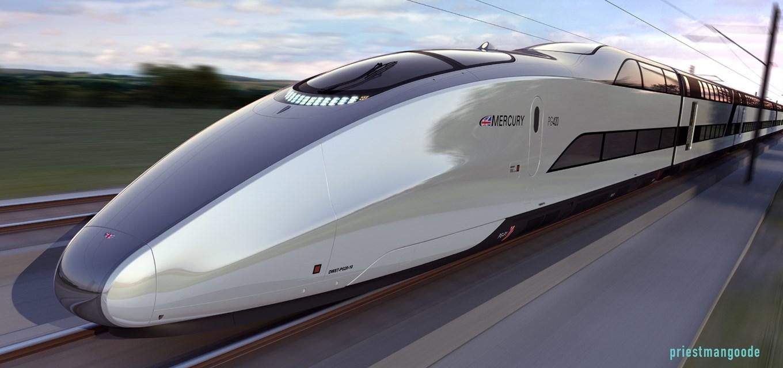 Hs2priestmangoode mercury train exterior