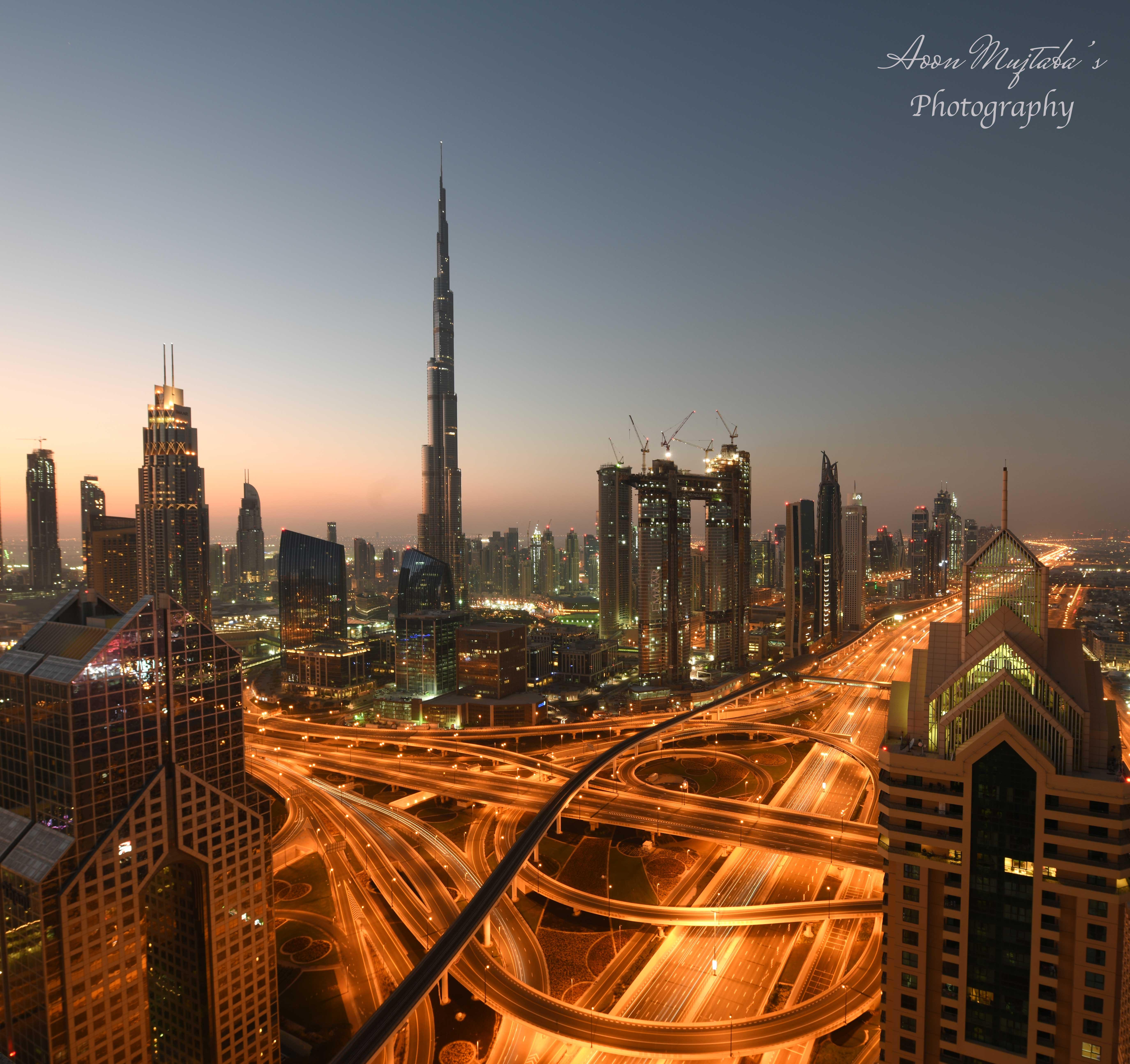 Burj khalifa a