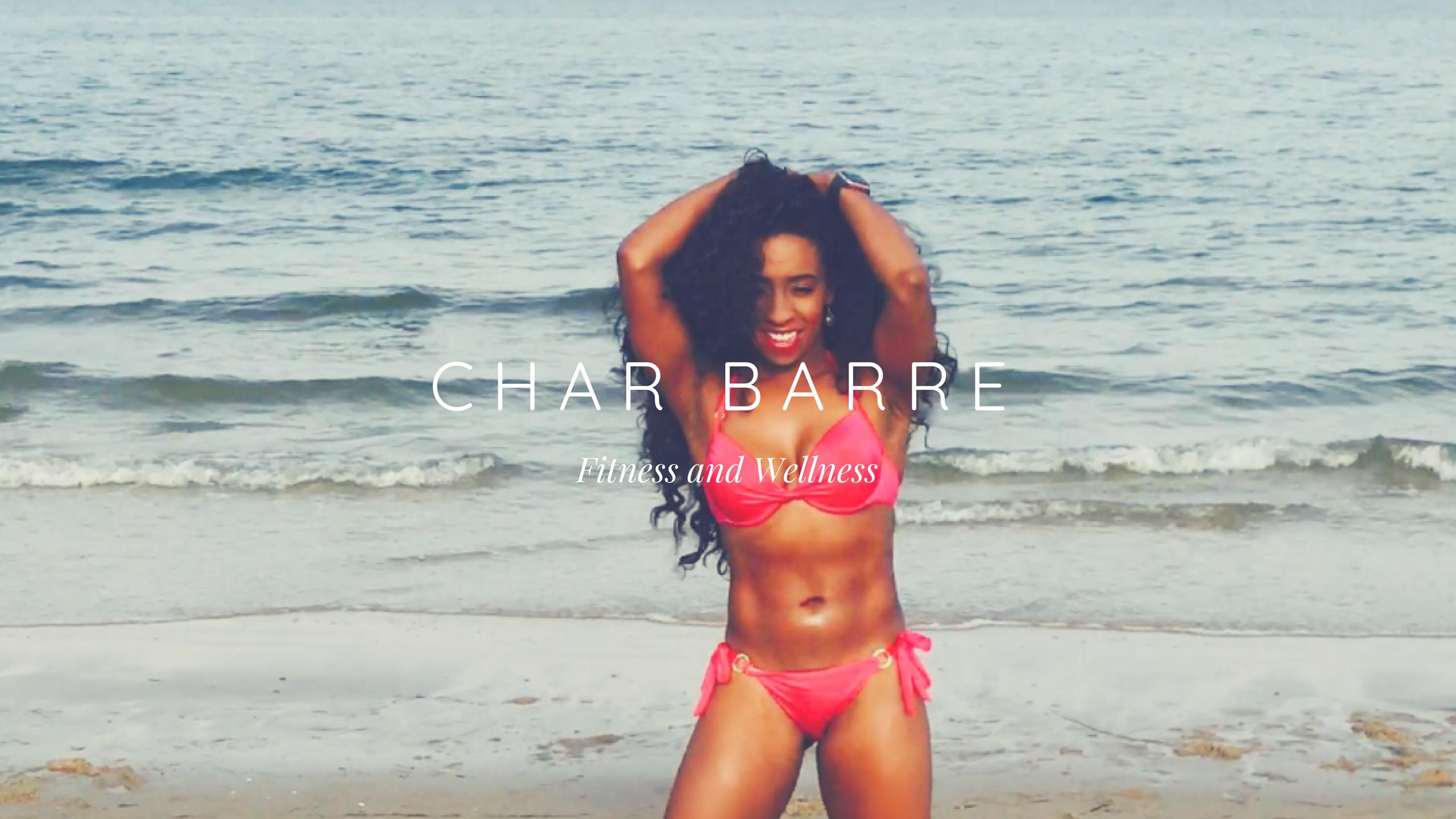 Char barre logo video header