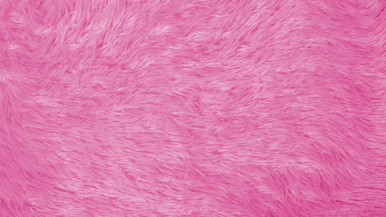 Pink fur 1600x900