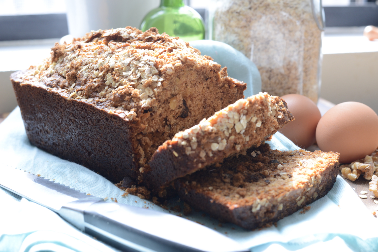 145a banana oat walnut bread3
