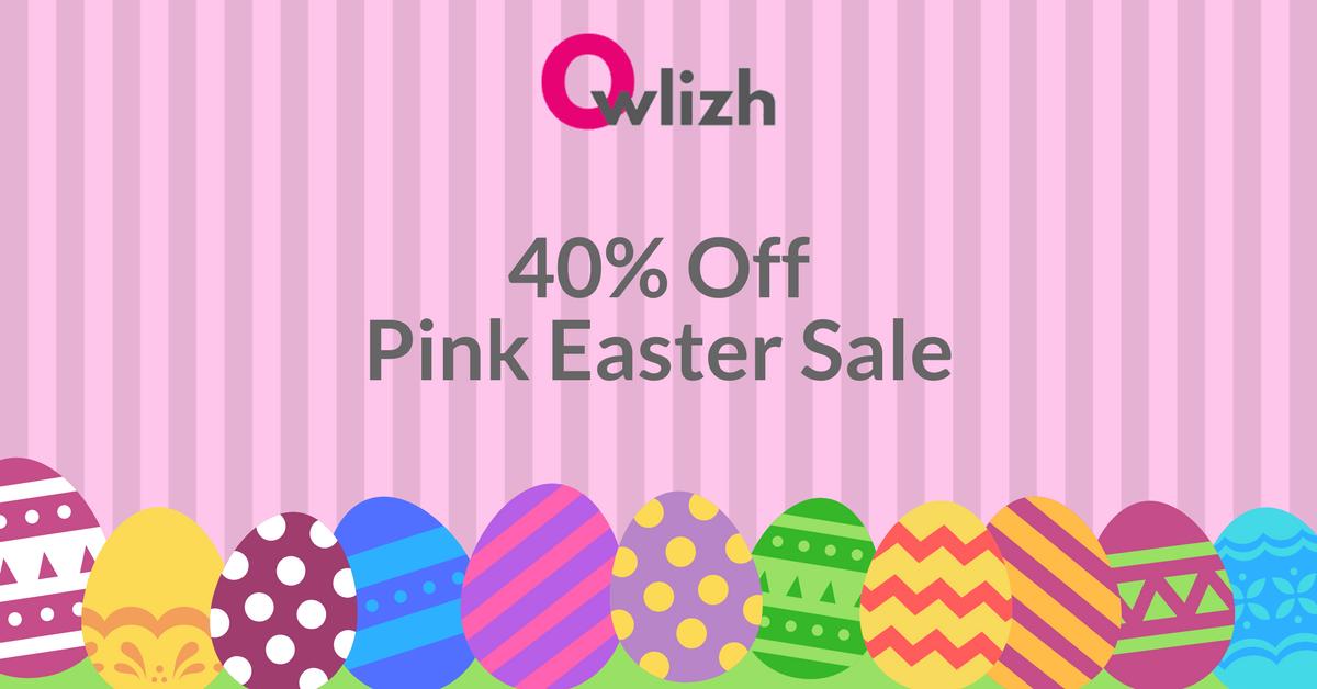 Easter sale fb format