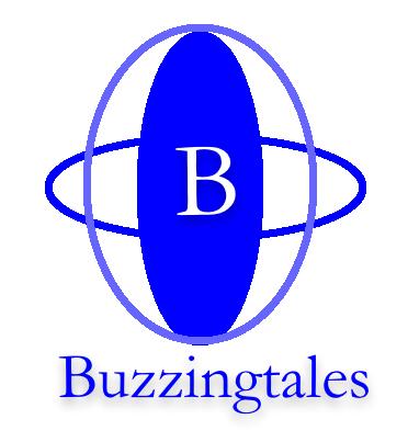 Buzzingtales new logo