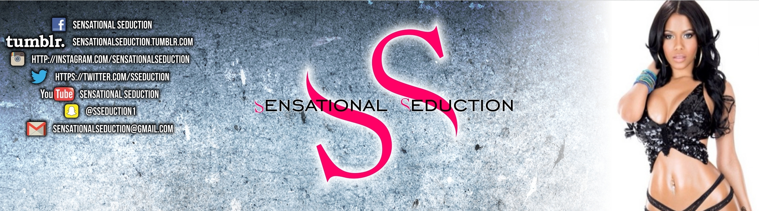 Sensational seduction other logo